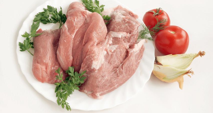 carne cocinar navidad